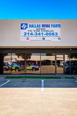 Welcome to Dallas HVAC Parts